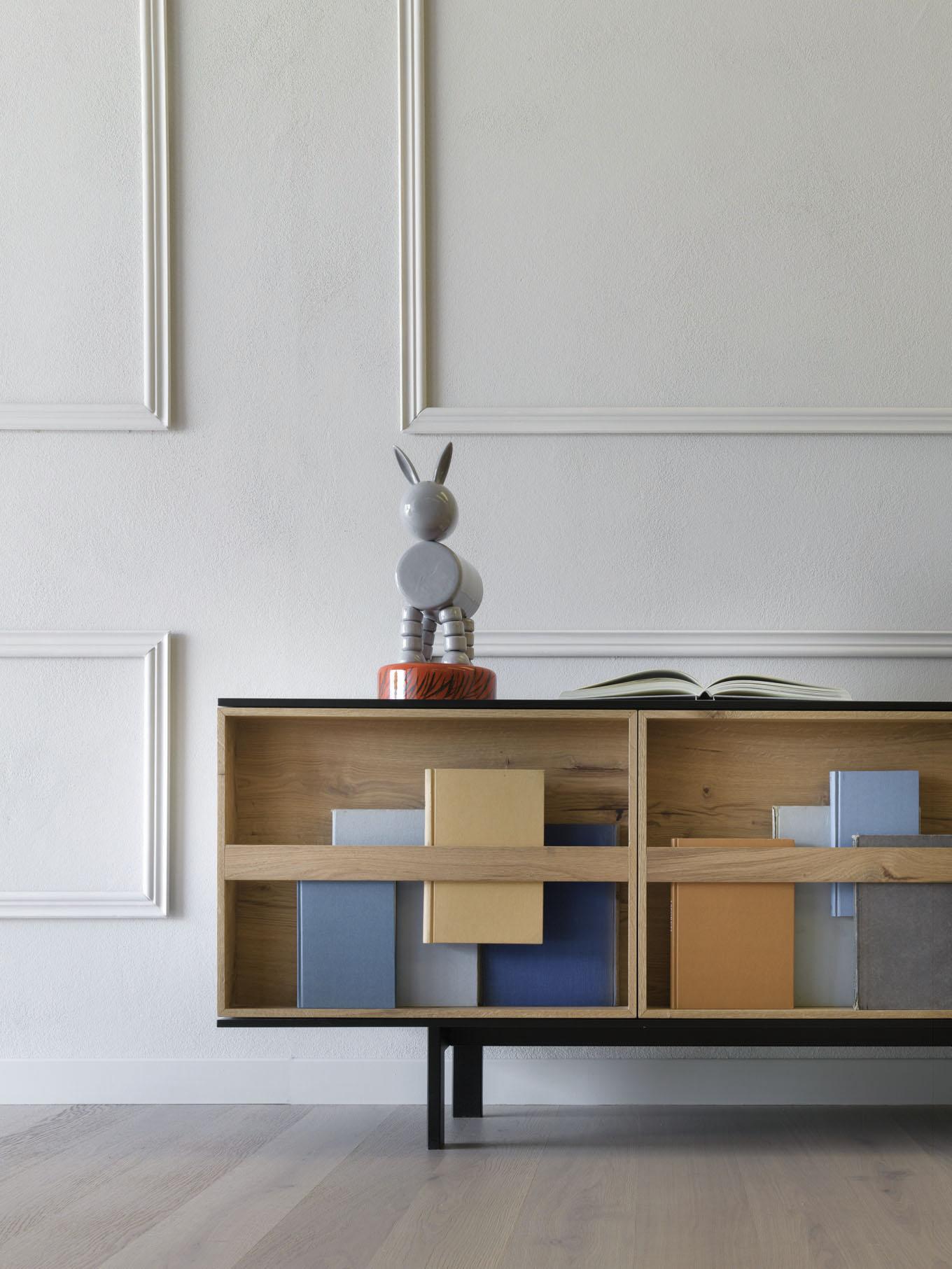Rambla | cupboard designed for mininforms | by e-ggs